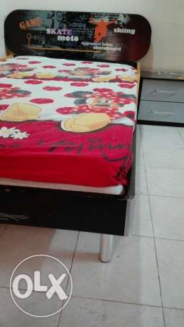 BED side table and study table(reduced price)
