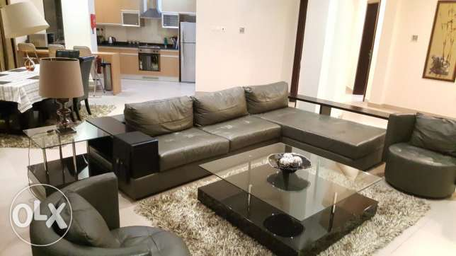 Fabulous two BR apartment in Seef