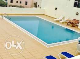 Two Bedroom Semi Furnished Apartment for Rent in Amwaj