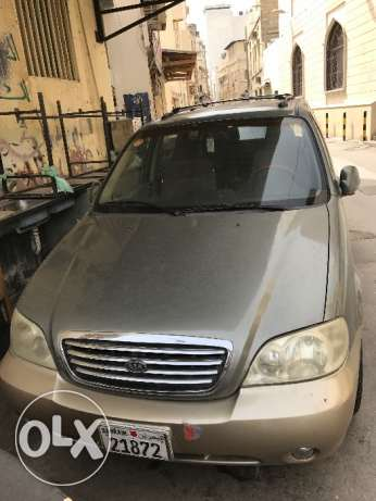 Kia Carnival For sale