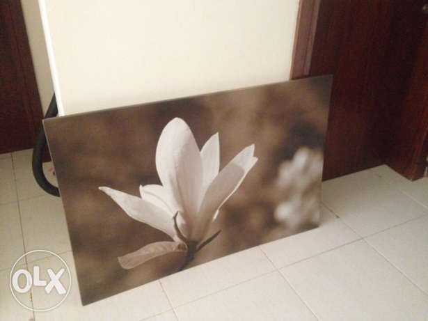 Wall Art (Flower)