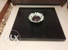 Asian style low coffee table