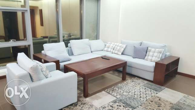Superior 2 BHK flat with sea view Closed to city centre
