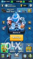 Clash Royal Arena 8
