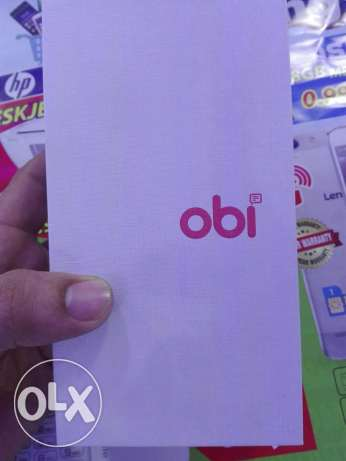 offer obi 3g mobile sealed pack سترة -  1