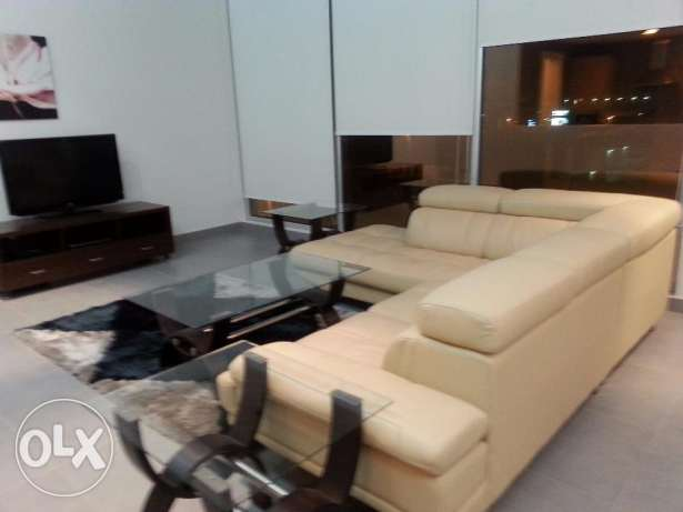 Luxurious 1 bedroom Duplex with modern furniture full furnished