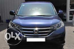 Honda cr-v 2012,good condition,non accident,providing bank loan