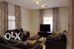4 Bedroom Amazing fully furnished villa in Janabiyah
