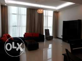 fully furnished three bedroom in seef