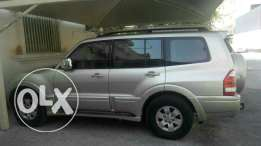 Mitsubishi pajero for sale in excellent condition
