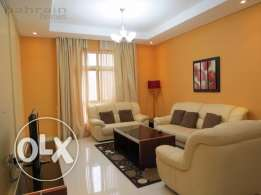 2 bedroom fully furnished - spacious with facilities