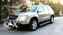GMC Acadia SLT 2011 full option urgent sale