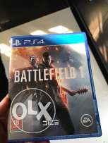 Battlefield 1 Region 2 PS4