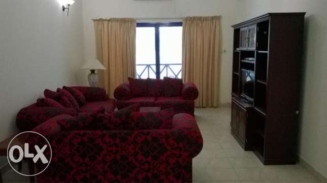 Fully Furnished Spacious 2 BR Residential flat at Seef
