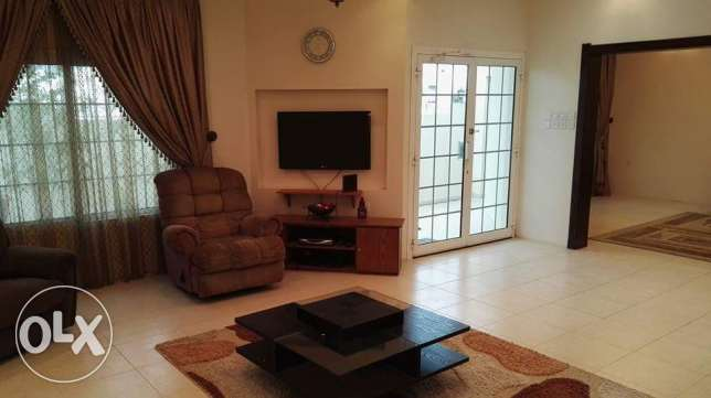 New Hidd: 2 bedroom plus office room fully furnished villa for rent