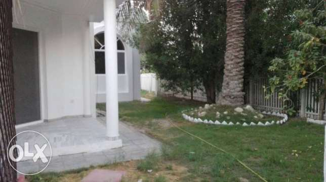 semi furnished villa close to saar سار -  3
