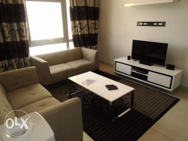 Beautiful ! 2 bedroom flat f/furnished in Um Al Hassam