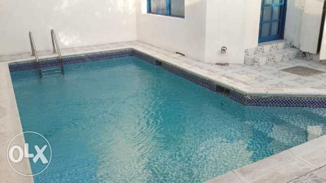 900BD - 3 Bedroom with private pool | Near Mc donald -TUBLI