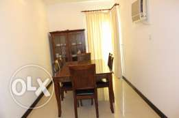 2 Bedroom flat in Mahooz fully furnished inclusive