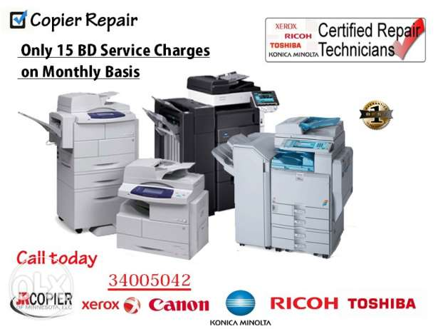 Printer Photocopier repairing