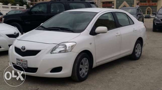 Toyota Yaris model 2012 EN 1:3 المنامة -  2