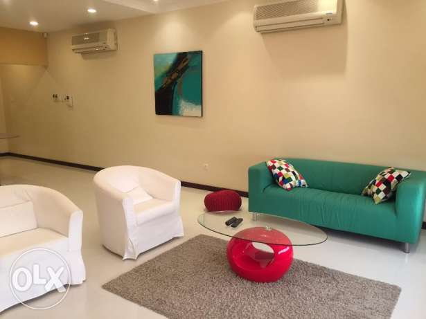 Modern 2 Bedrooms Fully Furnished Apartment in Saar