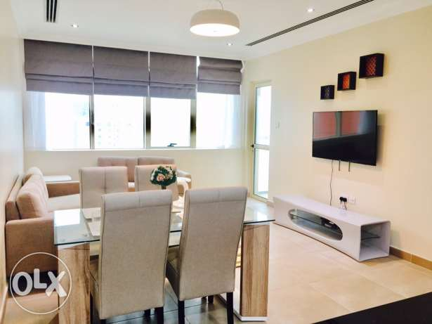 Luxury brand new one bedroom apartment in Juffair. جفير -  1