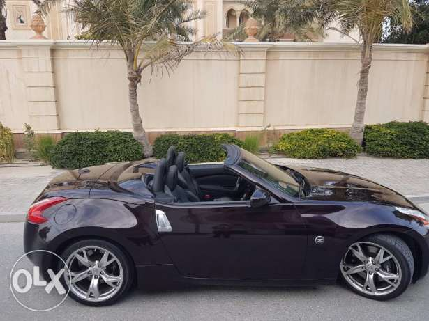 Fantastic Views with Convertible 370z