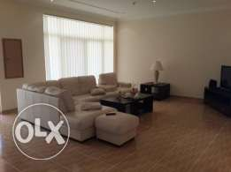 2 Bedroom fully furnished compound close to Saudi Cause way