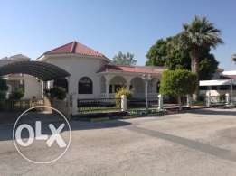 Elegant 4 bedroom Semi furnished Villa for rent at Saar