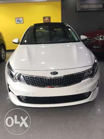 Brand new Kia Optima full option
