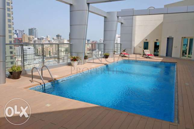 Luxury Two Bed Fully Furnished Apartment