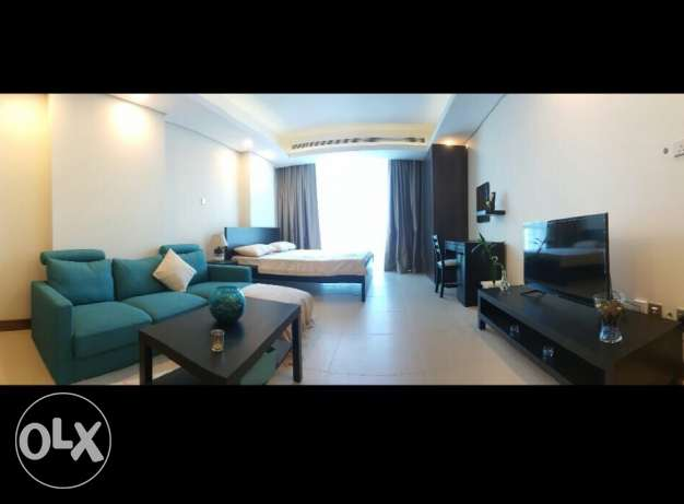 Newstudio apartment freehold,sale,Plus tower/Busaiten/RCSI,KH&sea view