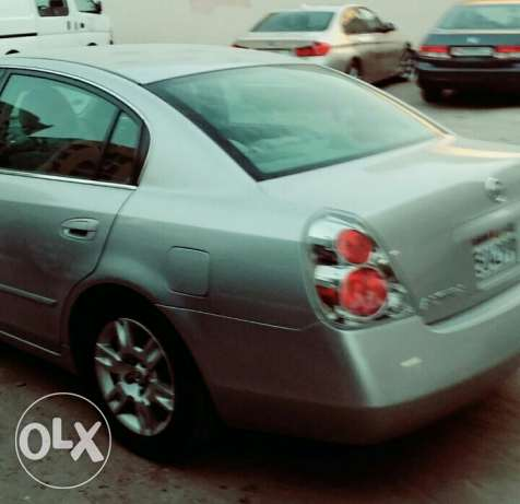 2005 Model Nissan Altima for sale in excellent condition