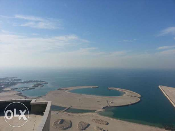 Beautiful 1 BHR flat in Seef / Sea view / Balcony