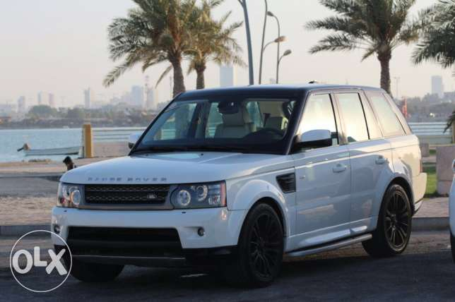 2006 Range Rover Sport Supercharge