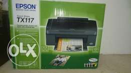 Barely used Epson Colour inkjet Printer