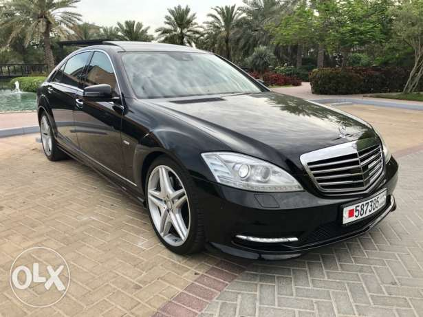2012 Mercedes-Benz S350 AMG For Sale