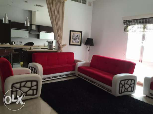 3 Bedrooms Fully Furnished Apartment in Busaytin