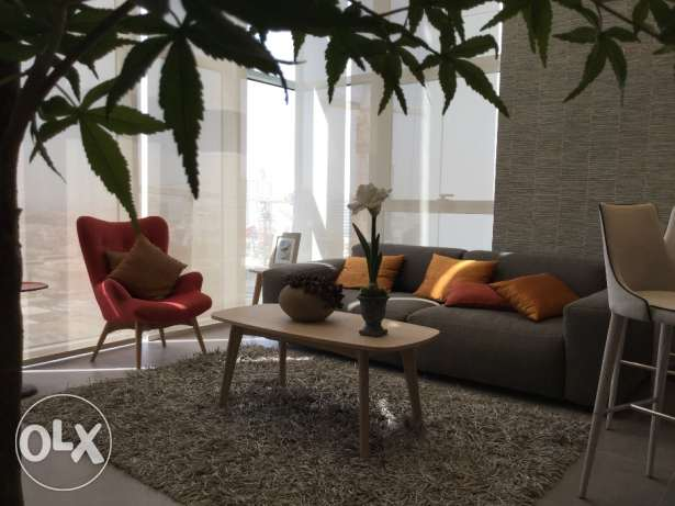 Brand new Duplex 1 bedroom apartment for rent -Seef