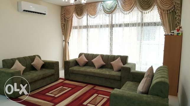 New hidd, spacious three BHK with maid room and balcony