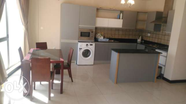 Fully furnished 2BR flat for rent ماحوس -  4
