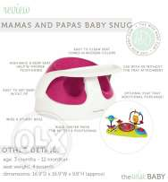 mamas and papas baby snug ( floor seat) for sale