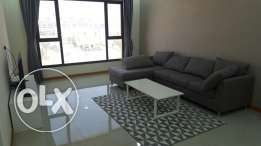 2br sea view flat for rent in amwaj island.