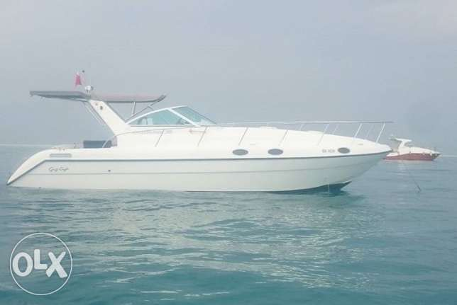 for sale gulf craft ambassdor 36ft 2007