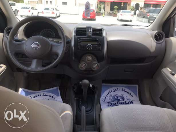 Nissan Sunny, 2014, automatic