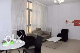 1 bedroom flat fully furnished in Um alhassam