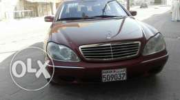 S500l very clean import japan