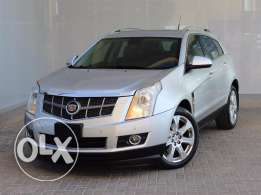 Cadillac SRX V6 Full Option with Navigation Silver 2010 For Sale
