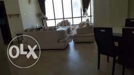 2 bedroom fully furnished apartment/hidd